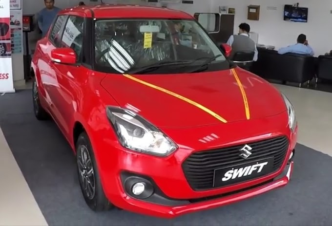 maruti suzuki swift-India's most loved hatchback