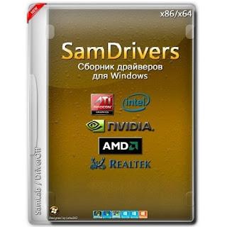 SamDrivers 17.9 x86/x64 (Colección de Drivers para Windows 2000 al 10)