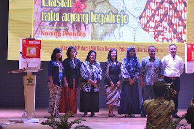 peluncuran buku perpustakaan nasional republik indonesia