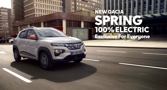 Publicis Conseil Launches New campaign to Celebrate the Arrival of Dacia s Spring