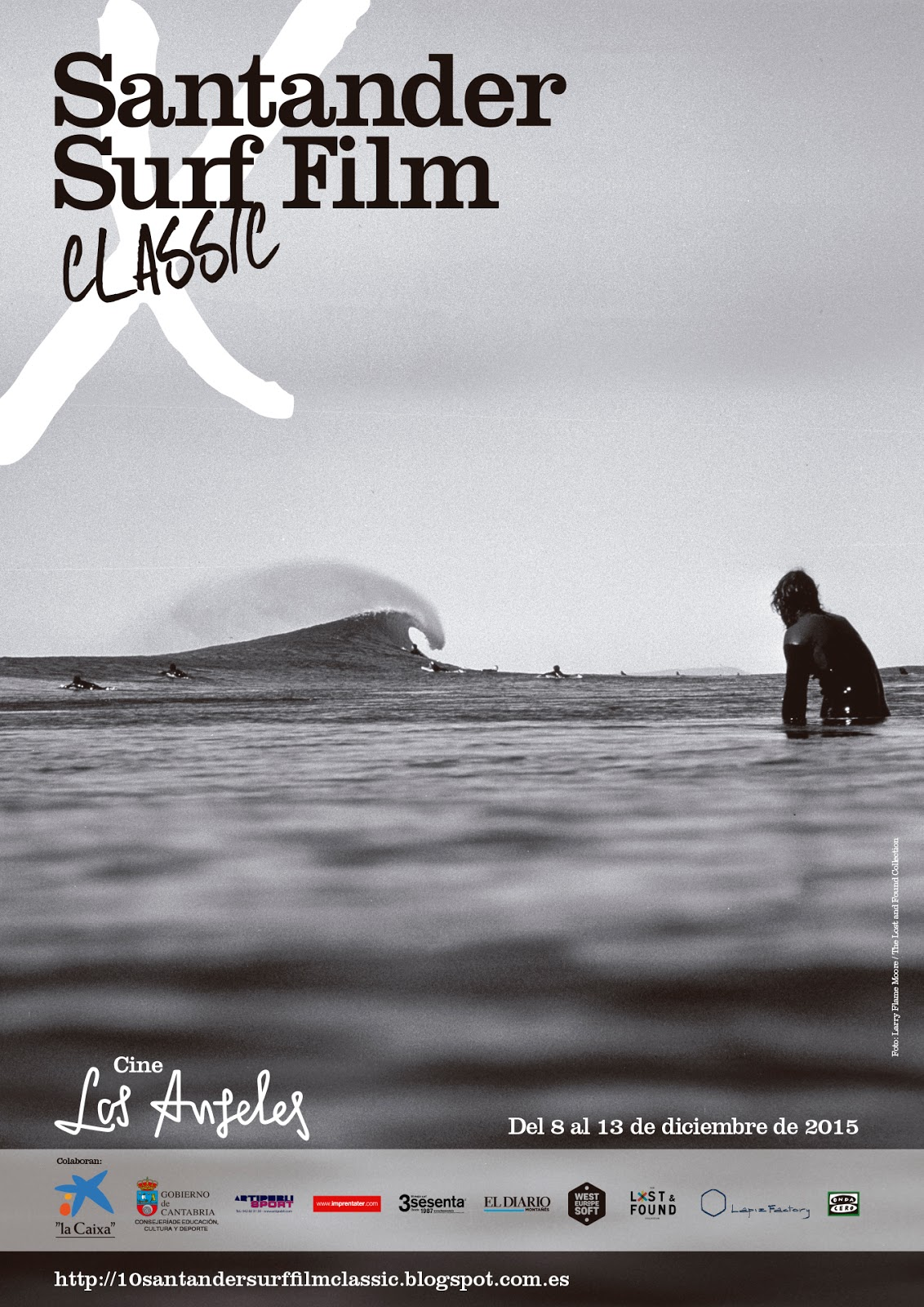 Poster 10 Surf Film Classic