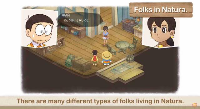 Inilah Trailer Game Doraemon: Story of Seasons Subtitle InggrisInilah Trailer Game Doraemon: Story of Seasons Subtitle Inggris