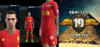 PES 2013 Liverpool Kit 2017 V.2 By KIMO T.L.B 19