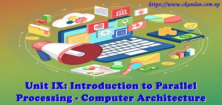 Introduction to Parallel Processing - Computer Architecture