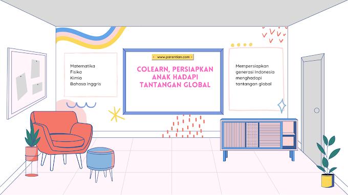 CoLearn, Persiapkan Anak Hadapi Tantangan Global