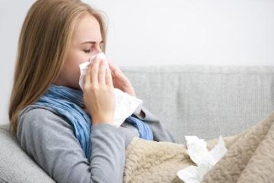 7 Cara Mengatasi Flu Secara Alami