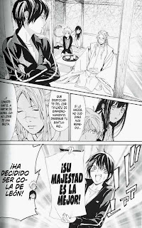 "Manga: Review de ""Noragami #15"" de Adachitoka - Norma editorial"