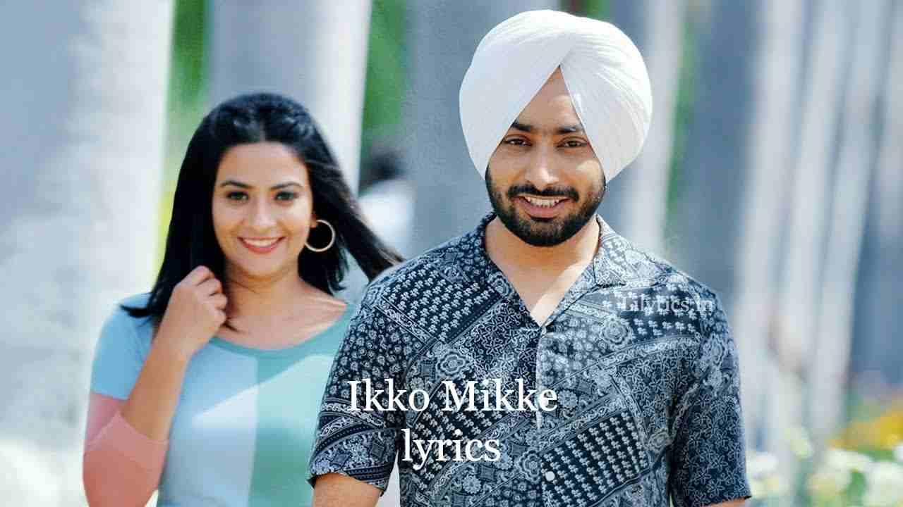 Ikko Mikke lyrics in Hindi