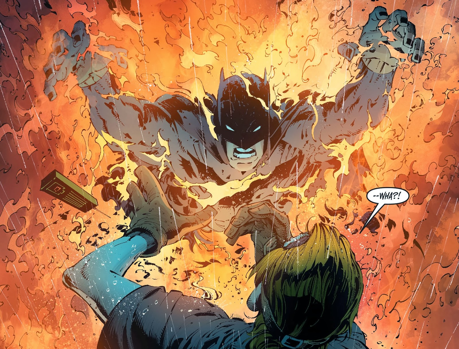 Batman Volume 3: Death of the Family Review | Geek of Oz