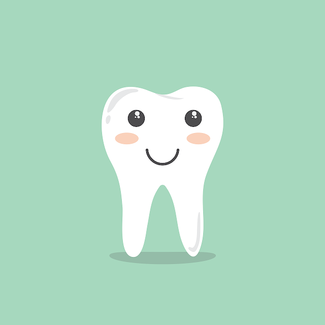 happy tooth, tooth smile