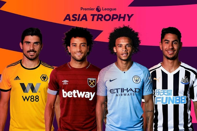 Premier League Asia Trophy heads to China