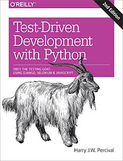 Download PDF Test-Driven Development with Python: Using Django, Selenium, And Javascript by Harry Percival