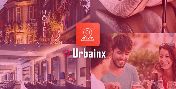 Urbainx v1.1 - Modern Directory Listing Script Theme Download