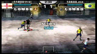 Download Fifa Street 2 Game psp for pc Full Version ZGASPC