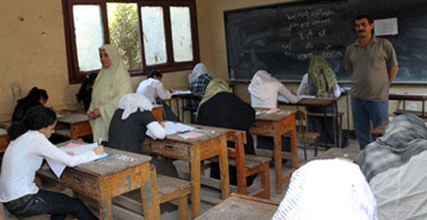 حالات إغماء ومشاجرات في خامس أيام امتحانات الثانوية