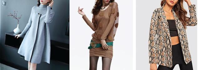 елегантни дамски дрехи