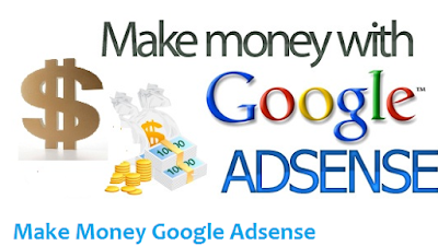Online business with Google AdSense