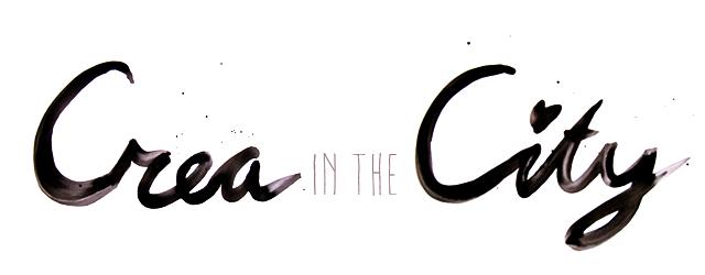 Crea in the City: Polar tea cozy