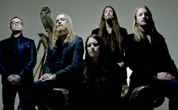 "KATATONIA: Video για το νέο single ""Behind The Blood"""
