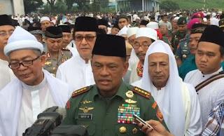 "Jenderal Gatot, Senjata dan ""Angkatan Kelima"""