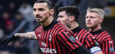 Zlatan Ibrahimovic 2021