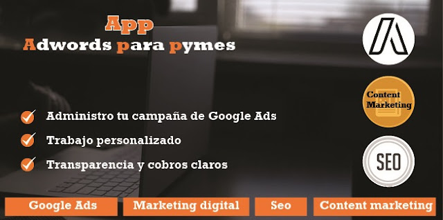 Servicios de Google Adwords y marketing digital
