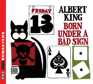 Albert King's Born Under A Bad Sign
