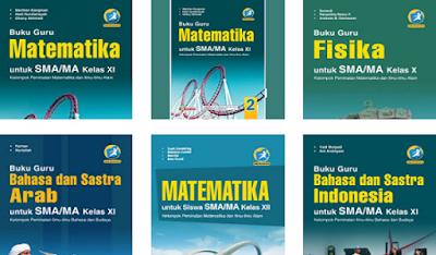 Daftar Buku Kurikulum 2013 Kelas 11 Edisi Revisi 2017