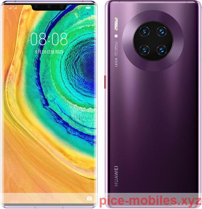 مواصفات Huawei Mate 30 Pro و السعر موبايل تحفة من هواوي