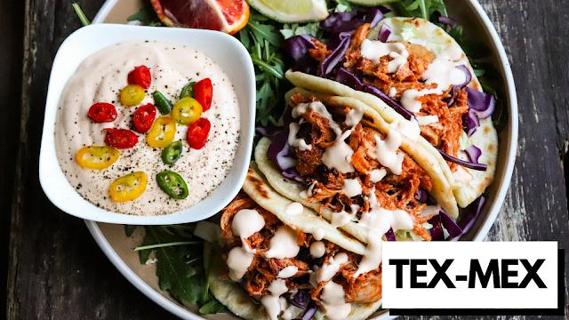 Tex-Mex Toidukoolitus