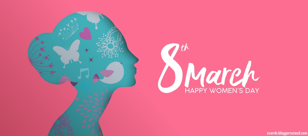 Download Happy International Women's Day 2021 Greetings, HD Images, Pictures, Wallpapers, Stickers, eCards, Slogan and Poster