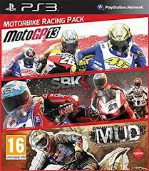 Motorbike Racing Pack PS3 free download full version