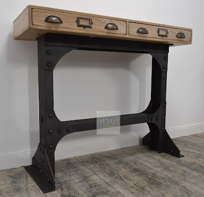 Console design industriel