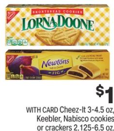 Sweet Deals On Nabisco Cookies at CVS