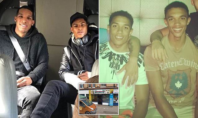 Rashford And Alexander-Arnold Brothers Beaten Up And Robbed At Gunpoint