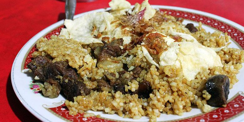 Nasi Goreng Kambing di Kebon Sirih