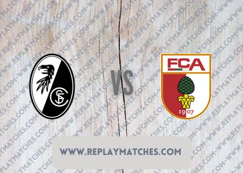Freiburg vs Augsburg Highlights 26 September 2021