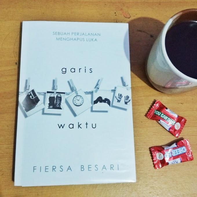 [Book Review] Garis Waktu by Fiersa Besari