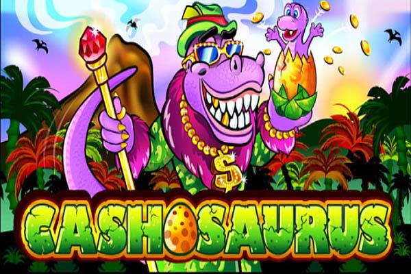 Main Gratis Slot Demo Cashosaurus Habanero