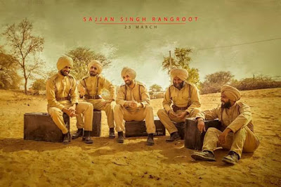 Roti - Diljit Dosanjh | Sajjan Singh Rangroot | Rav Hanjra