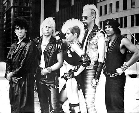 Mauna 70 S Vintage Punk Rock Vixen Wendy O Williams