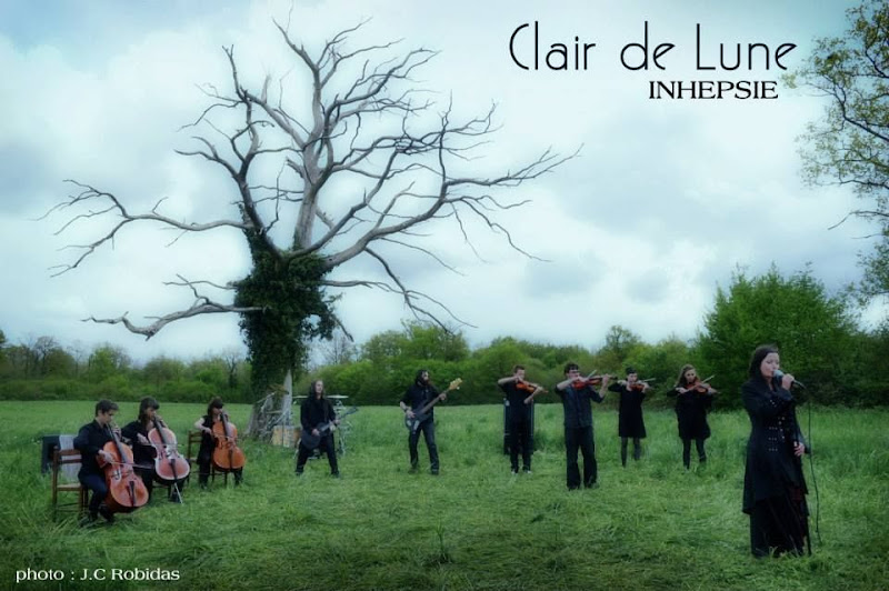 """Inhepsie """"Clair de Lune"""""""