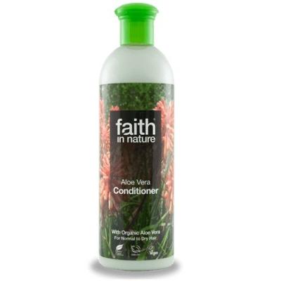 Faith In Nature - odżywka aloesowa - skóra mojej głowy jest za nią wdzięczna :)