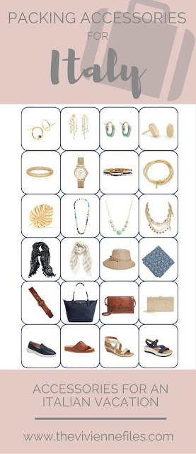 What Accessories Should One Pack for an Italian Vacation?