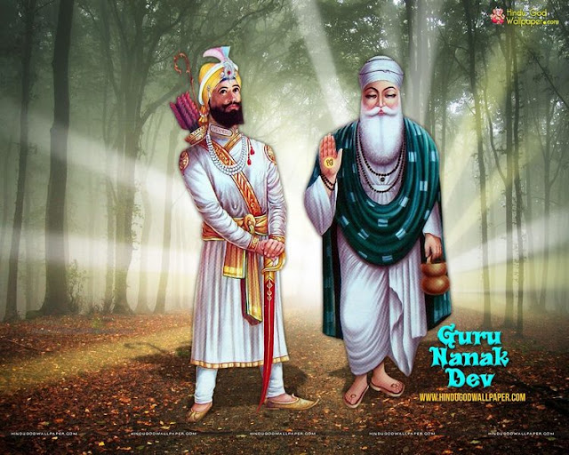 guru nanak dev ji wallpaper download