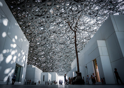 The Louvre Abu Dhabi  -Museum Inside