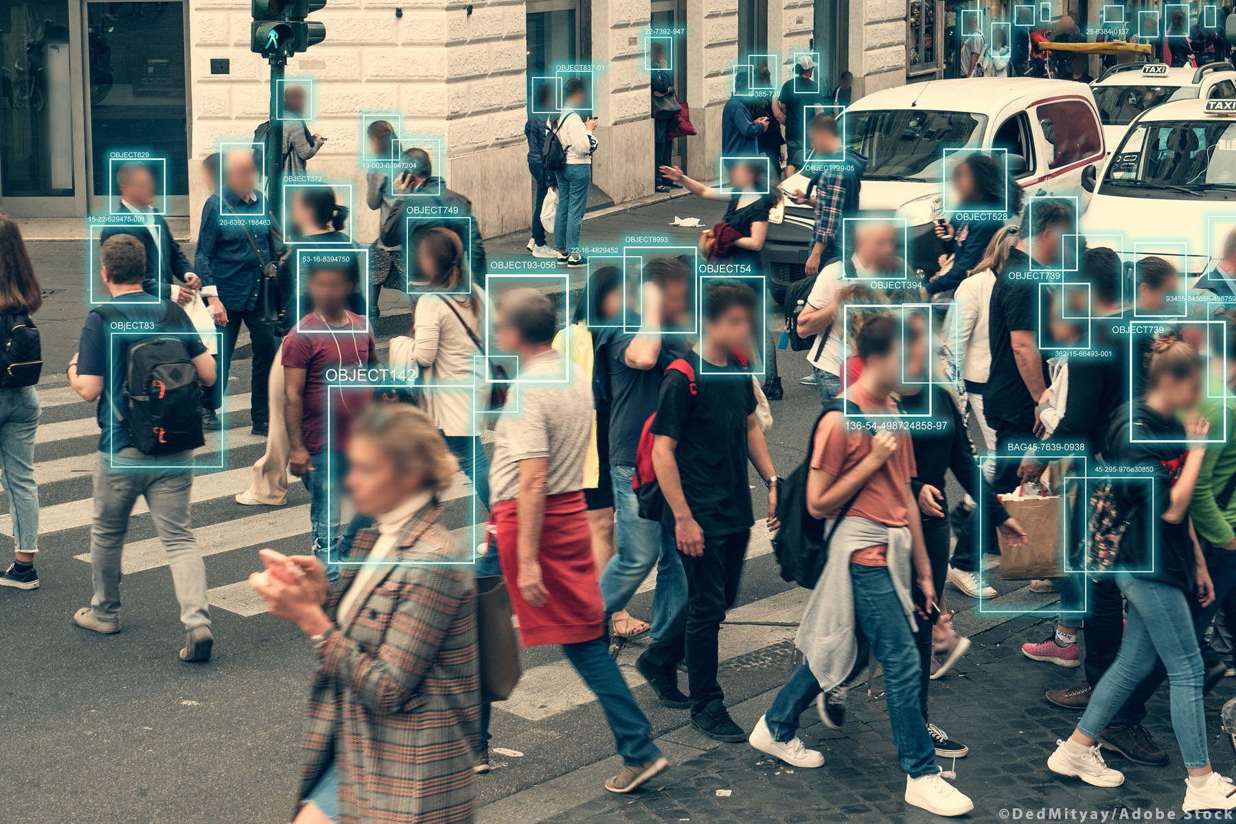 European Parliament calls for ban on AI-powered mass surveillance