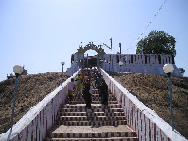 Tamilnadu Tourism: Kumaramalai, Pudukottai