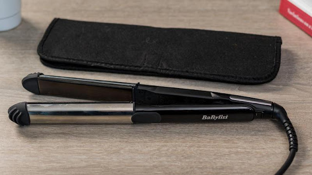BaByliss Straight And Curl Brilliance Hair Straightener Review