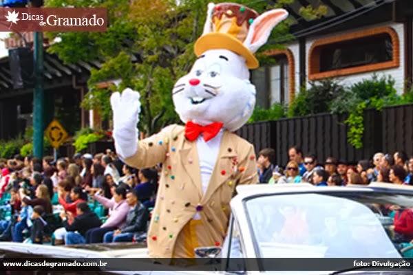 Chocofest em Gramado/RS